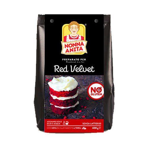 Nonna Anita - Red Velvet