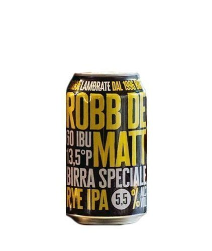 Birrificio Lambrate - Robb de Matt