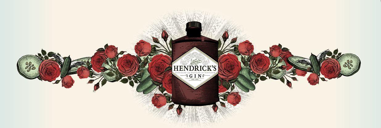 Hendricks Gin Classico