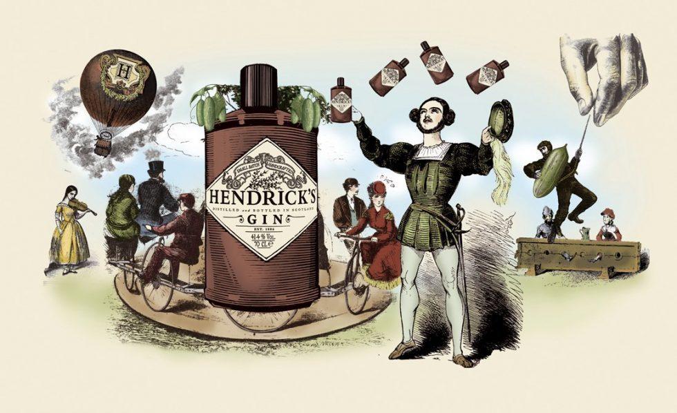dove comprare il gin Hendrick's