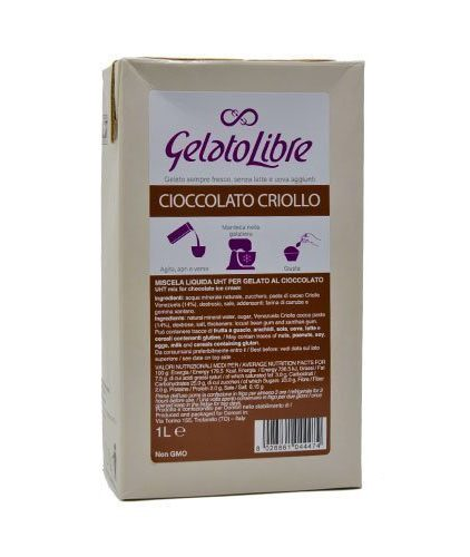 Gelato Libre - Cioccolato Criollo
