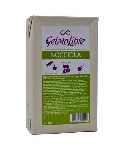 Gelato Libre - Nocciola