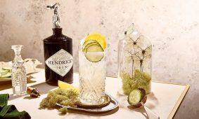 Ricetta Limonata al Cetriolo Hendrick's
