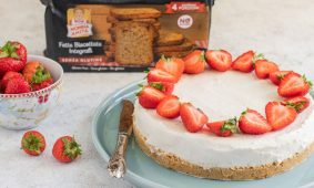 cheesecake estiva senza glutine