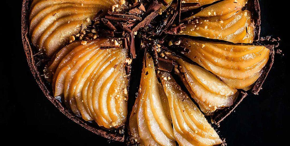 Torta Pere e Cioccolato (1)
