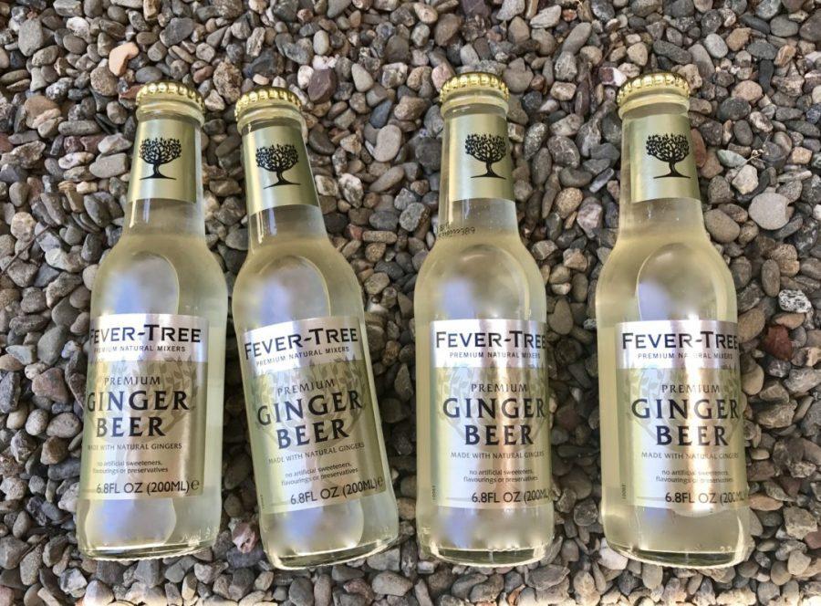 ginger beer - fever tree