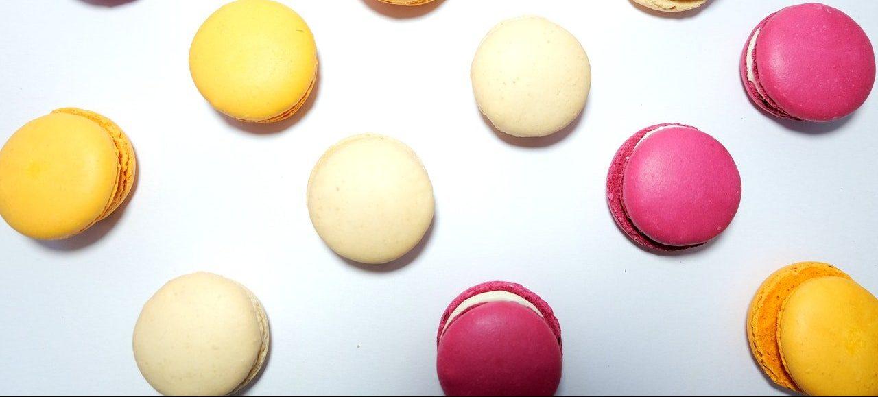 mix macaron francesi