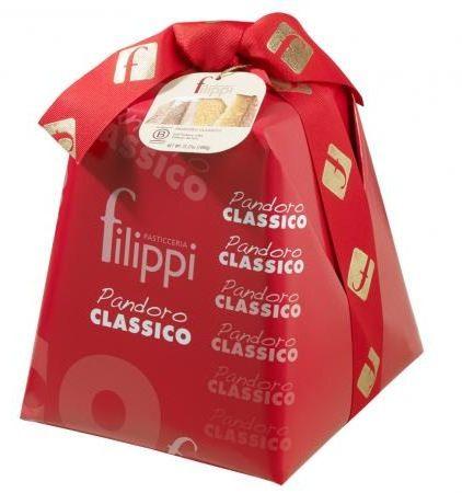 Pasticceria Filippi - Pandoro Classico