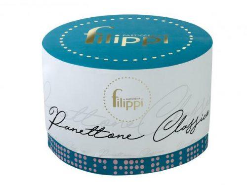 Pasticceria Filippi - Panettone Cappelliera