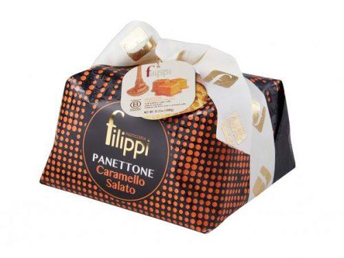 Pasticceria Filippi - Panettone Caramello Salato