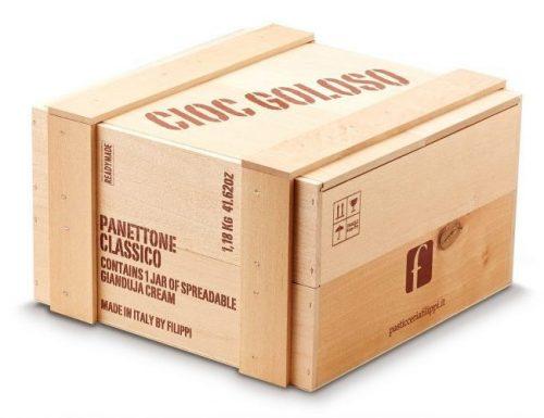 Pasticceria Filippi - Panettone Cioc Goloso