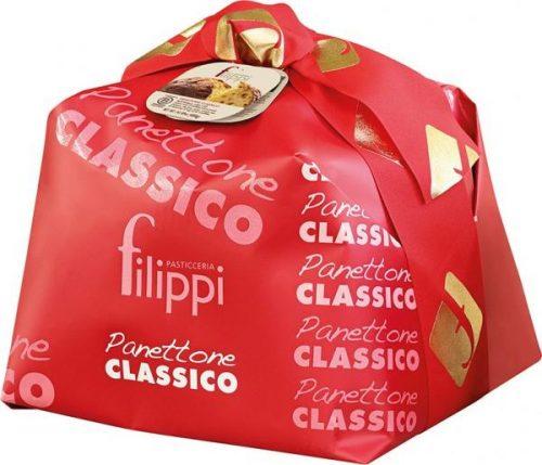 Pasticceria Filippi - Panettone Classico da 4 kg - Gran Dama