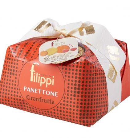 Pasticceria Filippi - Panettone Granfrutta