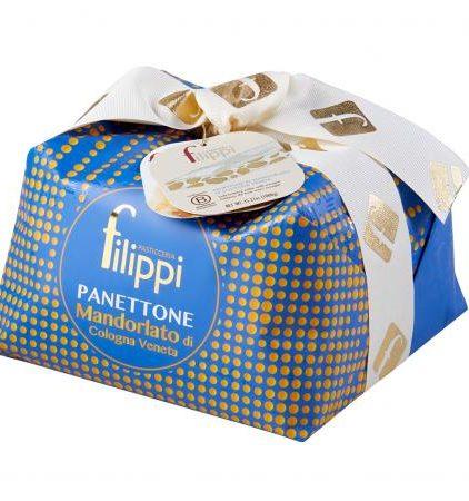 Pasticceria Filippi - Panettone Mandorlato