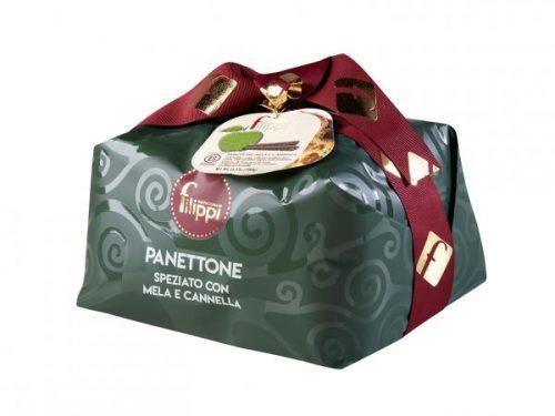 Pasticceria Filippi - Panettone Mela e Cannella