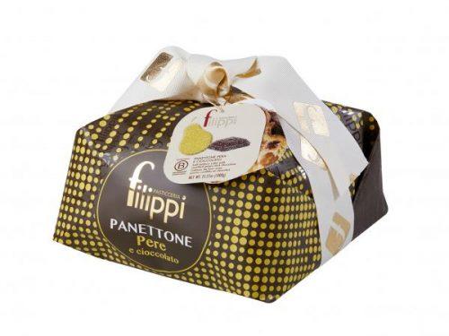 Pasticceria Filippi - Panettone Pere e Cioccolato