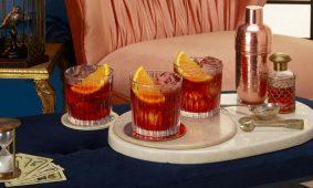 Ricetta Aperol Negroni con Gin Hendricks