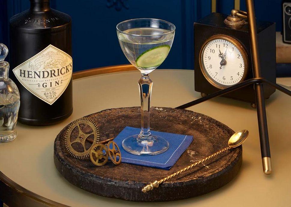 Ricetta Martini con Gin Hendrick's
