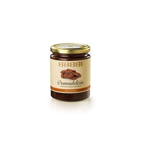 Babbi - Cremadelizia Biscokrok in vaso