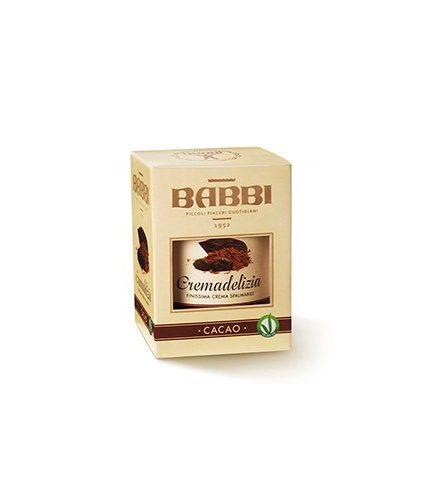 Babbi - Cremadelizia Cacao