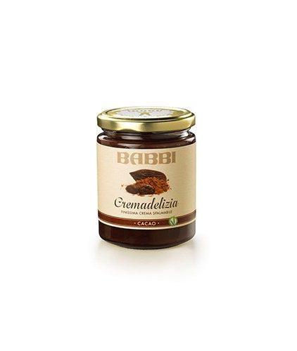 Babbi - Cremadelizia Cacao in Vaso