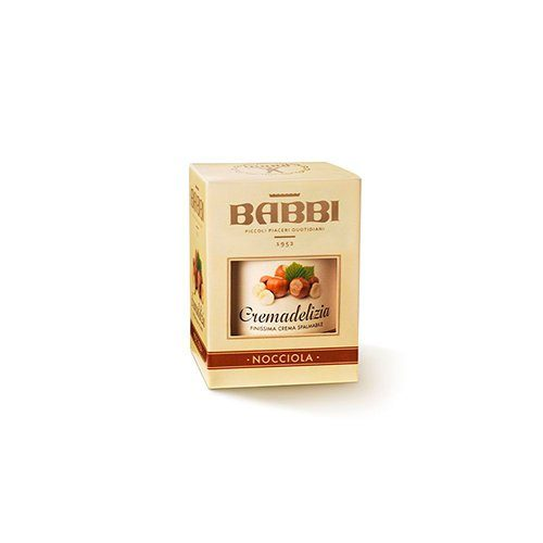 Babbi - Cremadelizia Nocciola box