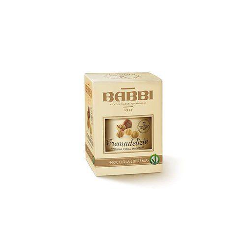 Babbi - Cremadelizia Nocciola Suprema box