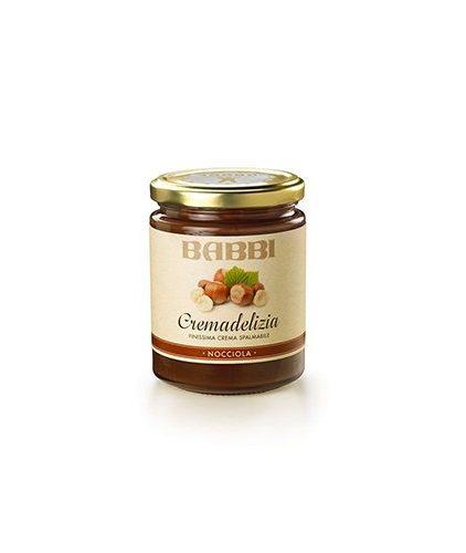 Babbi - Cremadelizia Nocciola in vaso
