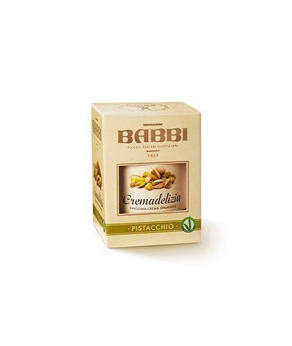 Babbi - Cremadelizia Pistacchio Box
