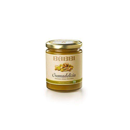 Babbi - Cremadelizia Pistacchio