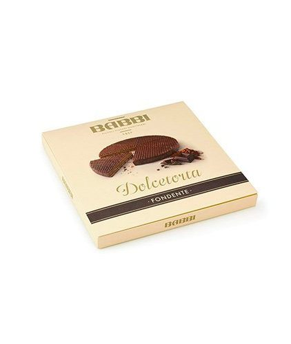 Babbi - Dolcetorta fondente box