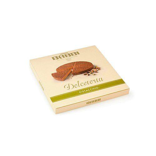 Babbi - Dolcetorta Pistacchio - Box