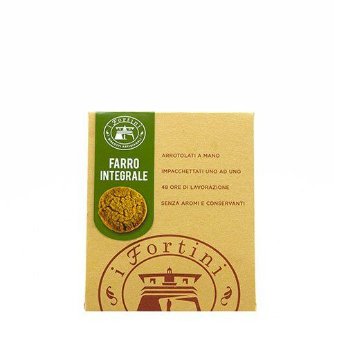 I Fortini - Biscotti al Farro Integrale