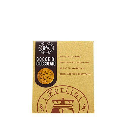 I Fortini - Biscotti alle Gocce di Cioccolato