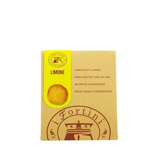 I Fortini - Biscotti al Limone