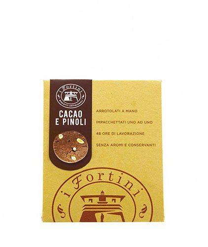 I Fortini - Biscotti Cacao e Pinoli