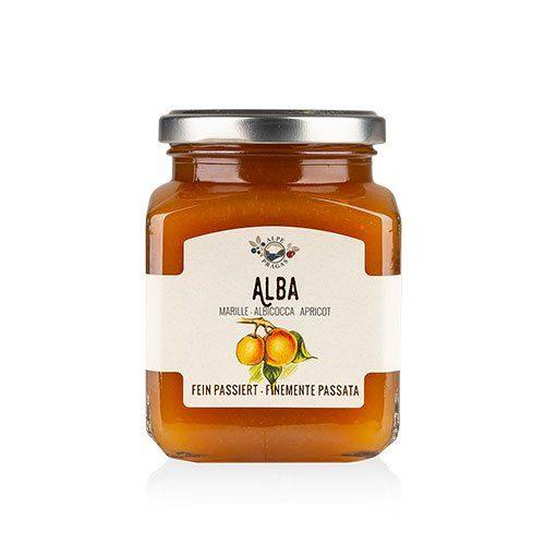 Alpe Pragas - Composta di Frutta Albicocca Finemente Passata