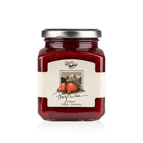 Alpe Pragas - Composta di Frutta Fragola
