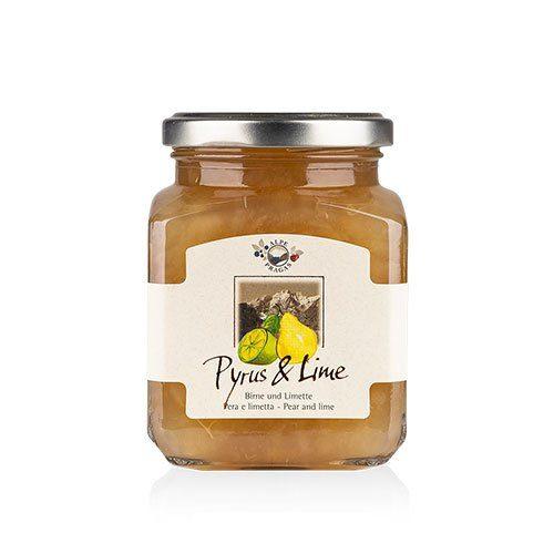 Alpe Pragas - Composta di Frutta Pera e Lime
