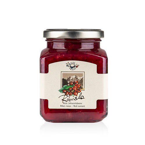 Alpe Pragas - Composta di Frutta Ribes Rosso