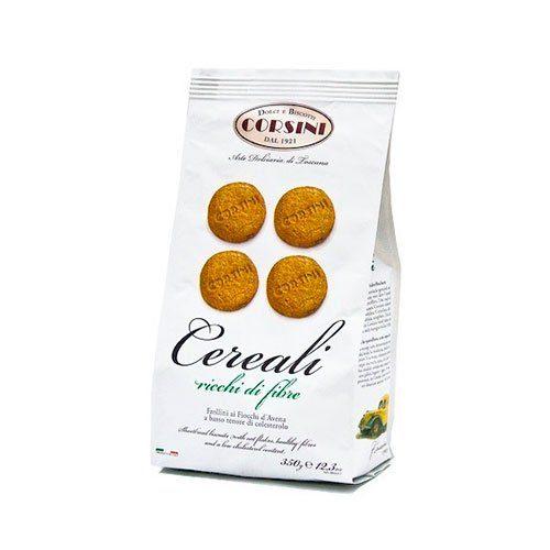 Corsini Biscotti - Cereali Ricchi di Fibre