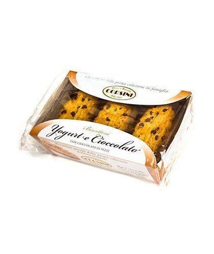 Corsini Biscotti - Biscottoni Yogurt e Cioccolato