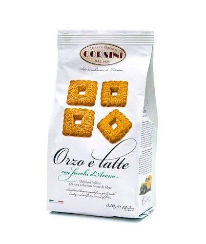 Corsini Biscotti - Orzo e latte