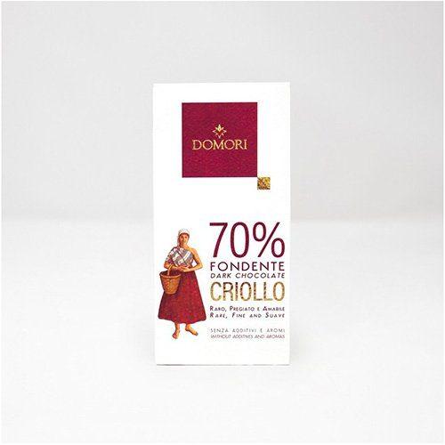 Domori - Blend Criollo 70%