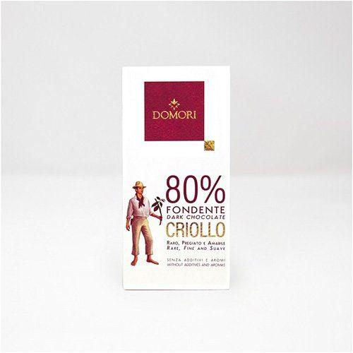Domori - Blend Criollo 80%