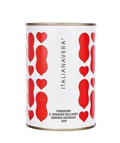 Italianavera - Pomodoro San Marzano DOP da 400 gr