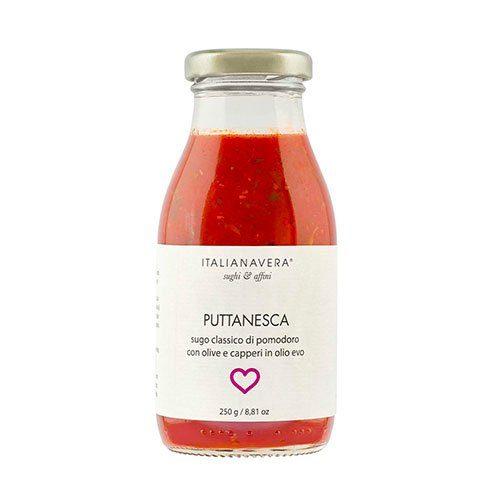 Italianavera - Sugo puttanesca