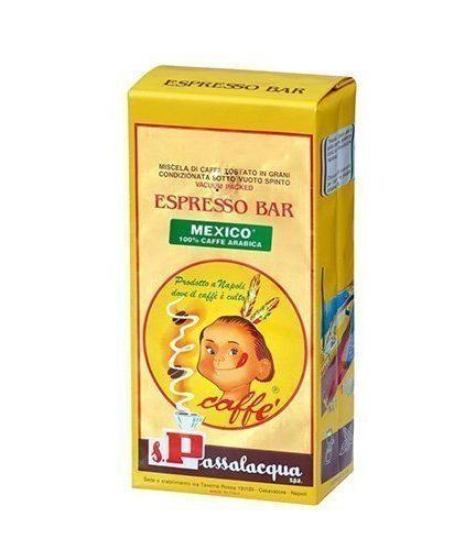 Caffè Passalacqua - Mexico in grani da 1 Kg
