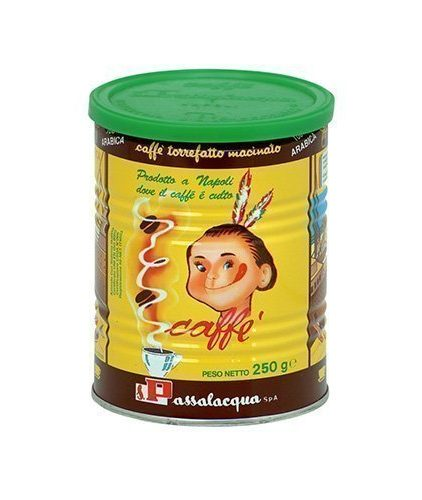 Caffè Passalacqua - Mexico lattina da 250 gr
