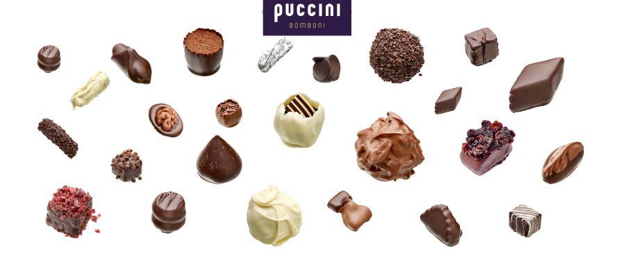 Negozio Cioccolato Amsterdam Puccini Bomboni